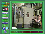 Play Workshop hidden objects Game