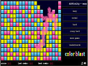 Play Color blast game Game