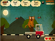 Play Mad cat Game
