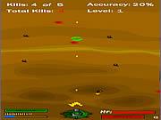 Alpha Turret game