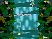 Jungle Bounce game
