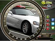 Fast Cars Hidden Alphabets game