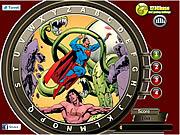 Superman Hidden Alphabets game