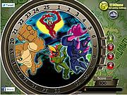 Ben10 Hidden Numbers game