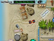 Beach Parking game