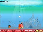 Patrick's Burger Shoot game