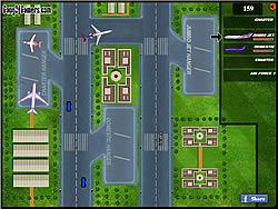 Air Traffic Control game