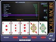 Play Poker machine Game