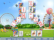 Play Sunny day patience Game