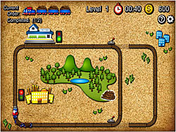 Train Controller game
