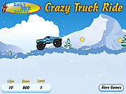 Play Crazy truck ride game Game