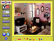 Kavin Room Hidden Object game