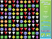 Play Glamy jewels Game