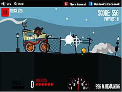 Nulear Outrun game