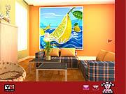 Color Room Escape game