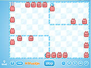 Play Funny bunny puzzle Game