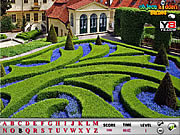 Front House Hidden Alphabets Game game