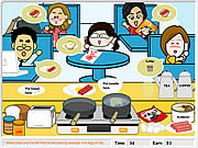 Play Hk cafe Game