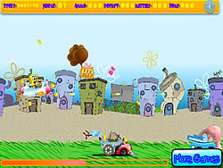 Spongebob Shooter game