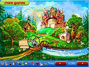 Lovely Farm Hidden Objects game
