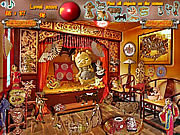 Play Secrets of oriental house Game