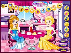 Princess Tea Party game