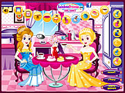 Princess Tea Party game