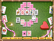 Play Monarch patience Game