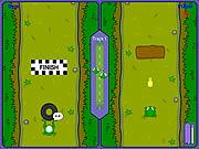 juego Frog Race