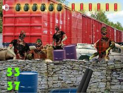 Zombies invader 3 game
