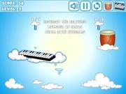 Musicball game