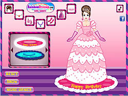 Princess Cake game
