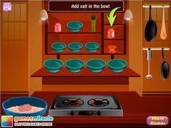 Delicious Chicken Burger game