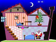 Santa's Oddysey game
