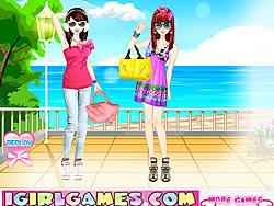 Faddish Twin Sisters game