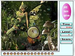 Fantastic Fairies Hidden Numbers game