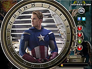 juego The Avengers - Find the Numbers