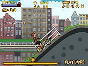 Biking in Amsterdam game