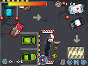 Fire Truck Parking game