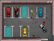 Police Car Parking game