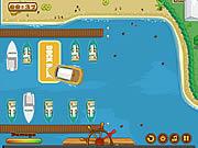Yacht Docking game