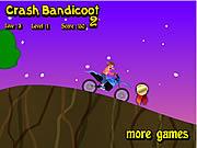 Crash Bandicoot Bike 2 game