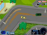 BMW Driving Challenge game