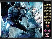 Jogar jogo grátis Hidden Numbers-Dark Knight Rises