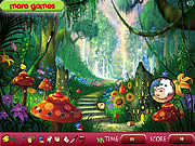 jeu Preety Farm Hidden Objects
