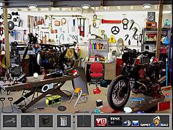 Bike Workshop game