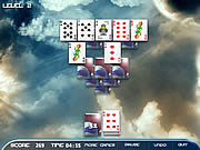 Planet Solitaire game