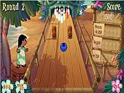 Stitch Tiki Bowl game