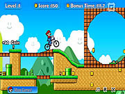 Mario BMX 2 game