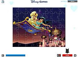 無料ゲームのAladdin and Princess Jasmineをプレイ
